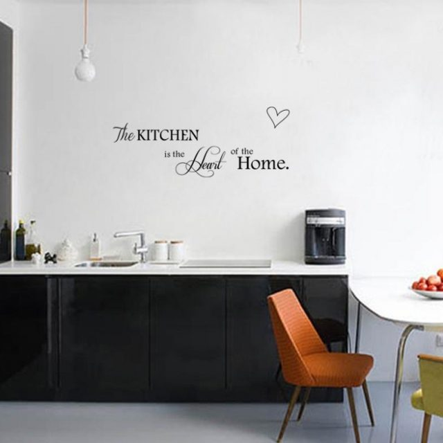 Removable Quote Wall Sticker for Decor