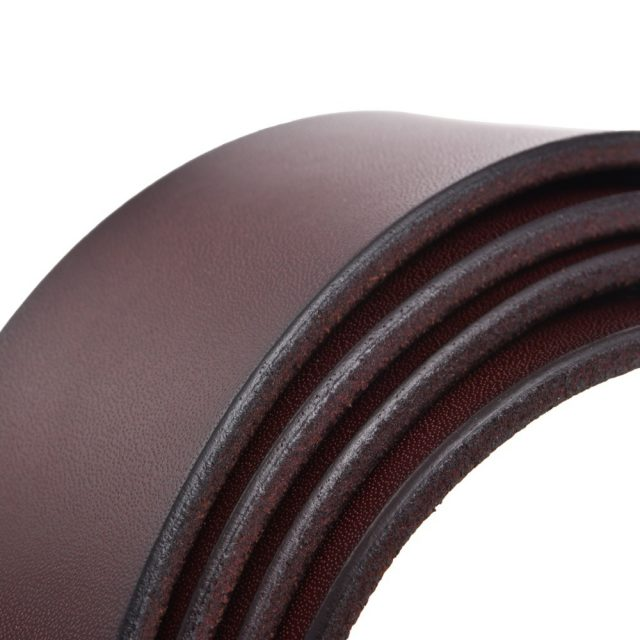 Classic Business Leather Belt