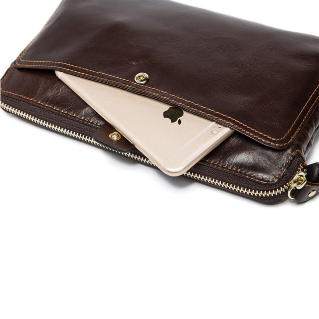 Men's Leather Coin Purse