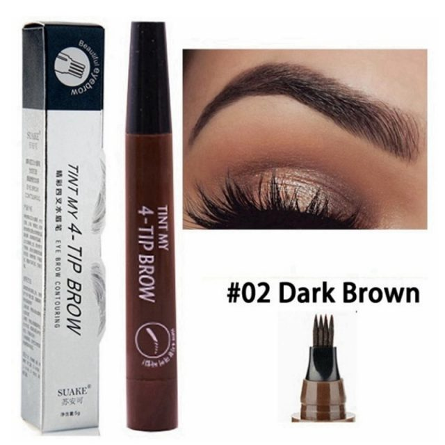 Waterproof Eyebrow Pen