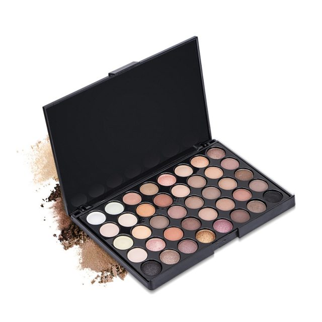 40 Colors Matte Eye Shadow for Makeup