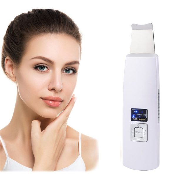 Cleaning & Lifting UltrasonicFace Care Tool