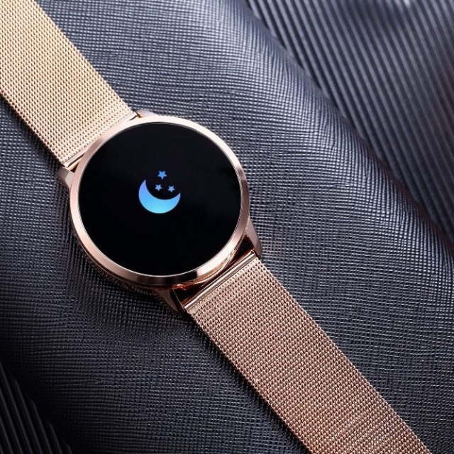Smart Watch with Health Monitor