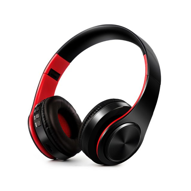 HiFi Stereo Bluetooth Headphones