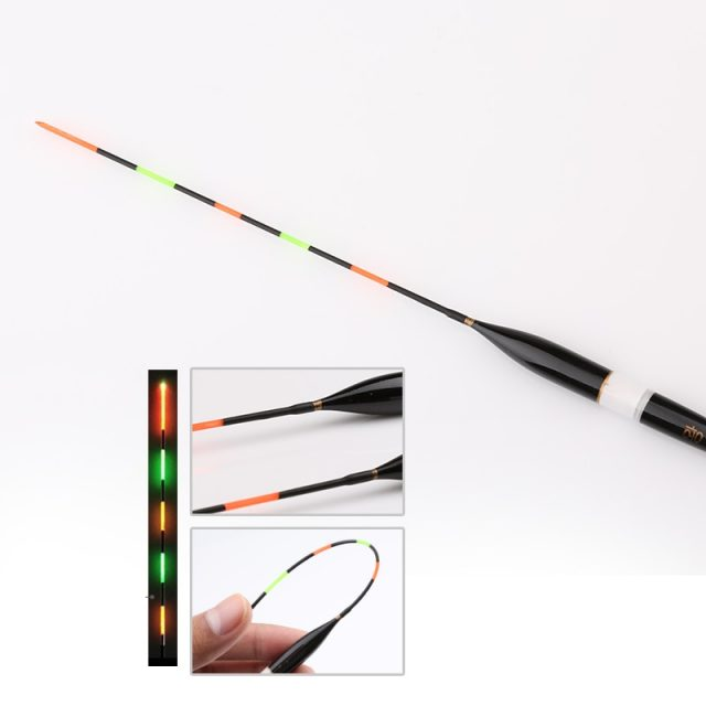Waterproof LED Fishing Floats Set