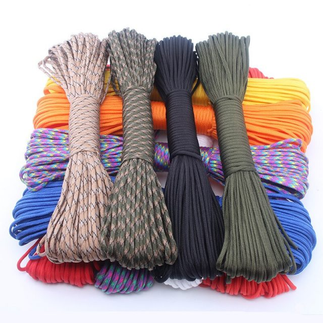 Camping Polyester Paracord Rope