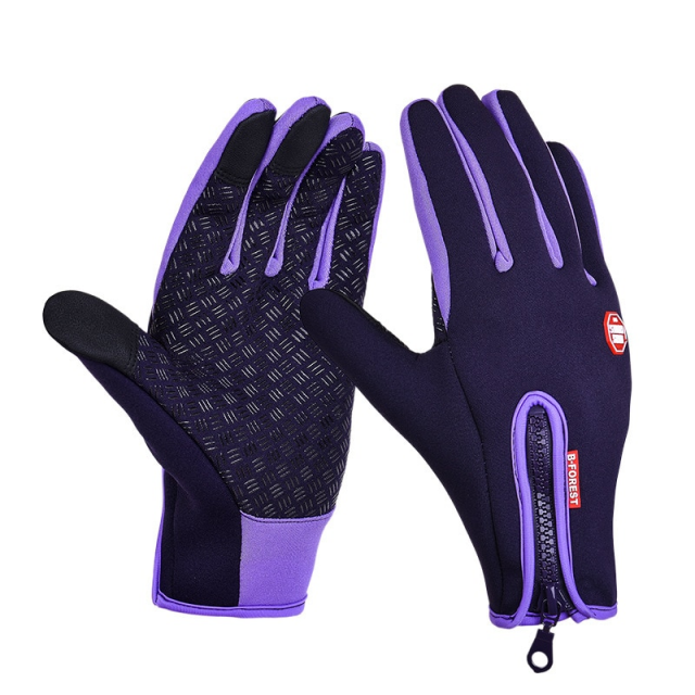 Anti-Slip Warm Touchscreen Cycling Gloves