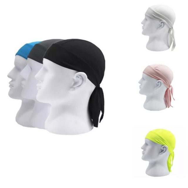 Solid Color Quick Drying Cycling Cap