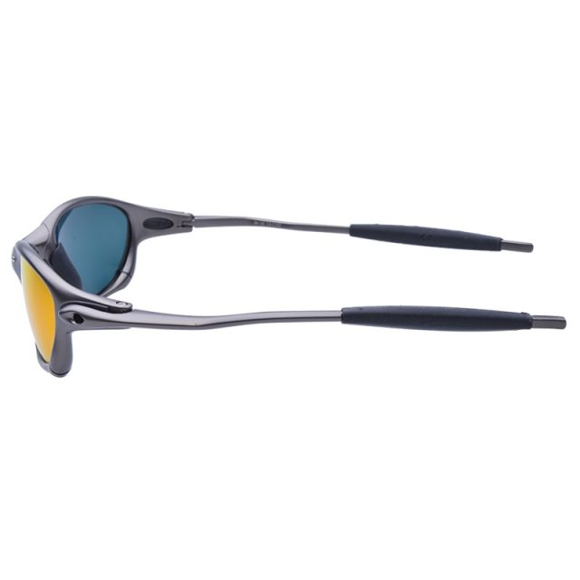 Polarized Cycling Glasses with Metal Frame