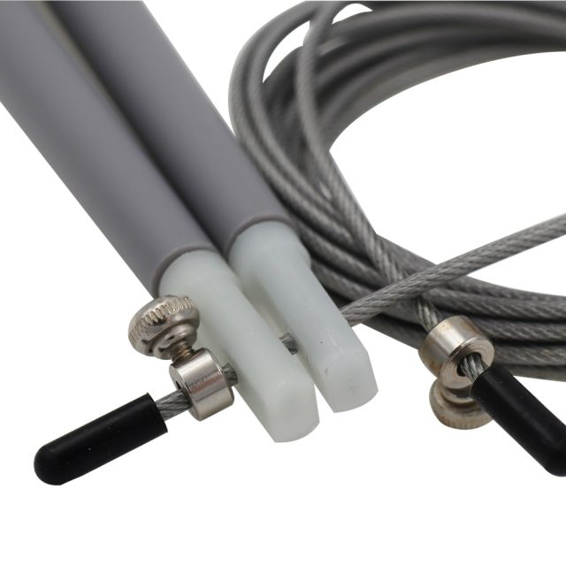 Adjustable Steel Wire Skipping Ropes