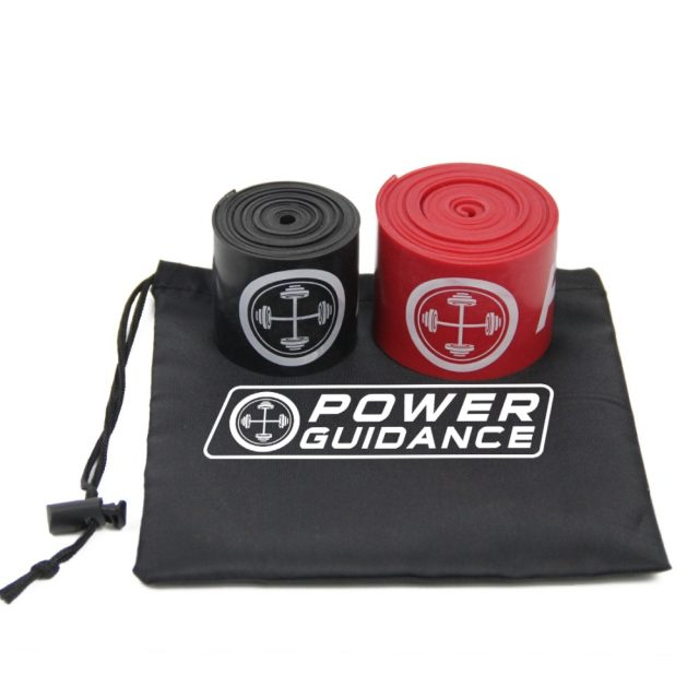 Compression Muscle Resistance Bands 2 pcs Set