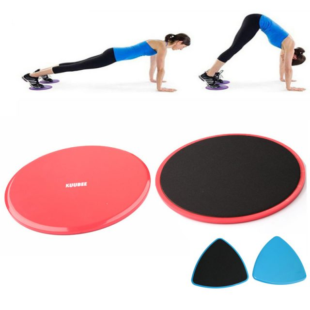 Fitness Glide Disc For Abdominal Workout & Training