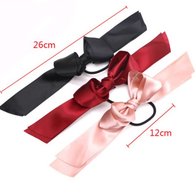 Elastic Bow Shaped Hairband