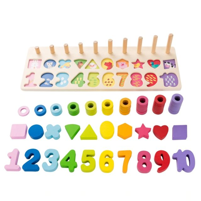 Educational Numbers Learning Toy