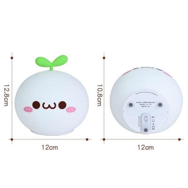 USB LED Night Lights with Touch Sensor
