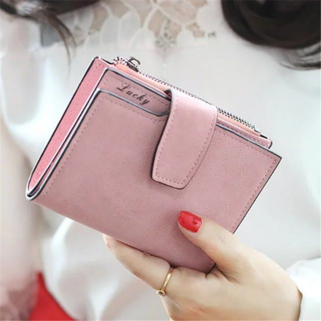 Women's Casual Compact Wallet