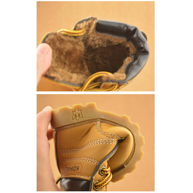Fashionable Unisex Timbs Boots for Children