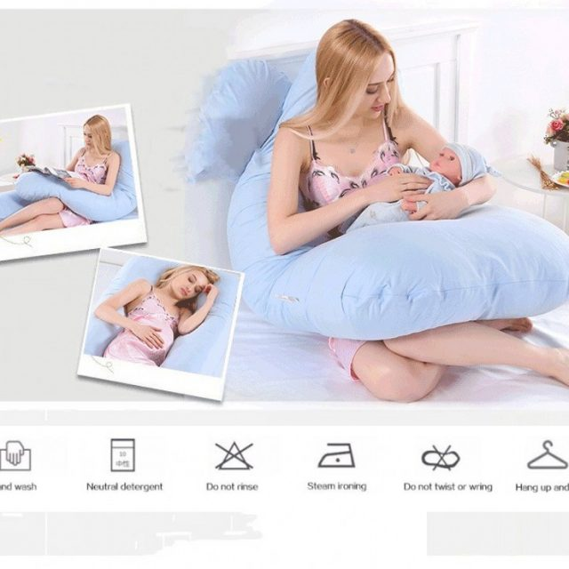 Support Pillow for Pregnant Women