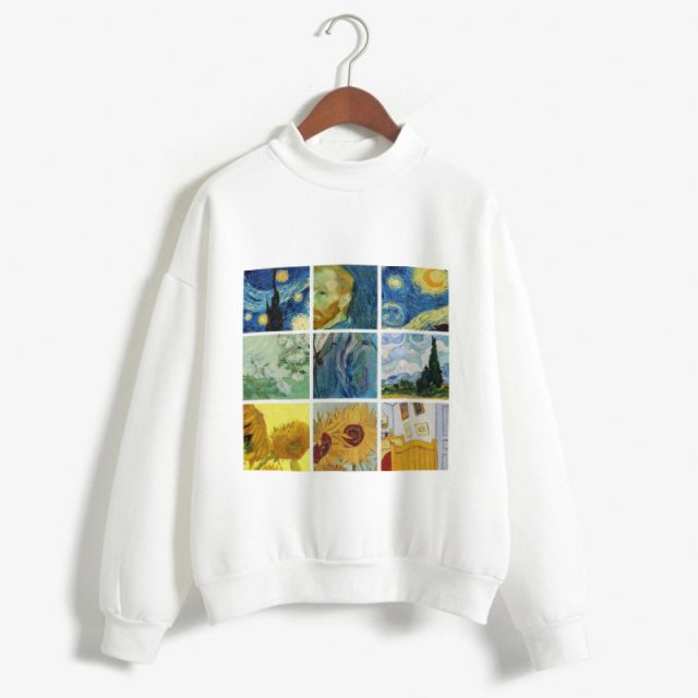 Women's Minimalistic Sweater
