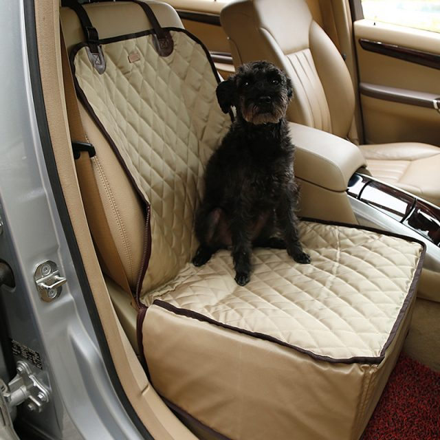 Waterproof Folding Car Seat Covers For Dogs