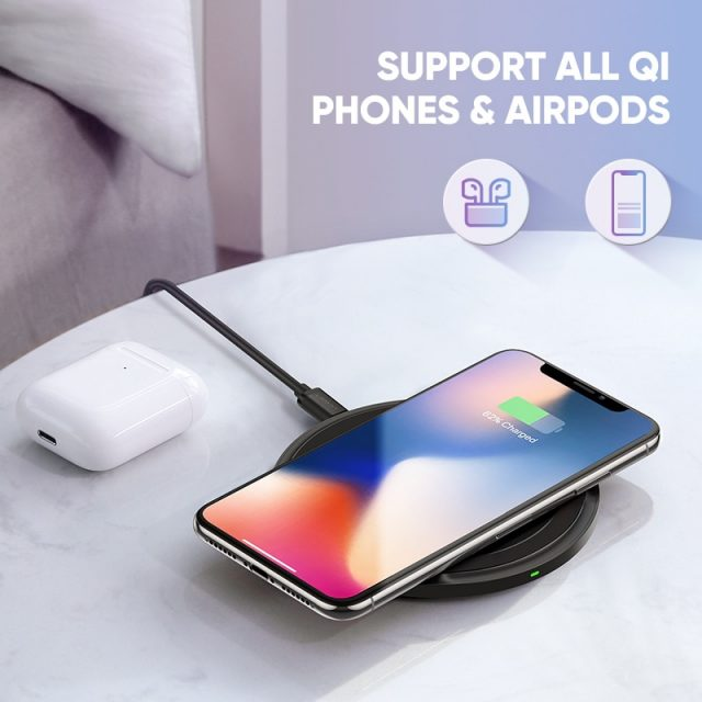 Universal Wireless Charger for Phones