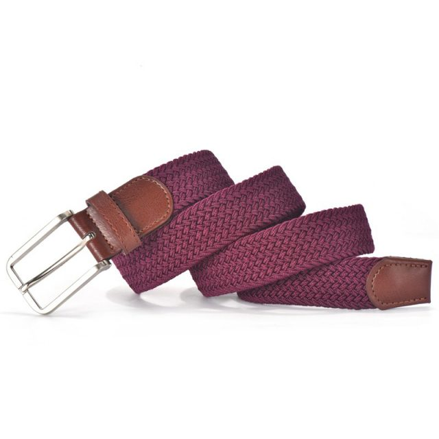 Casual Elastic Knitted Belt