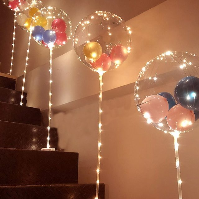 Party LED Lights Balloons