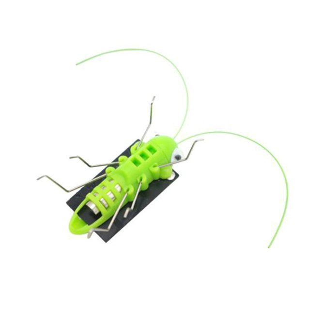 Kid's Grasshopper Solar Power Toy