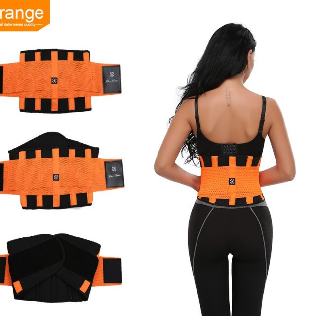 Women's Colorful Style Waist Trainer