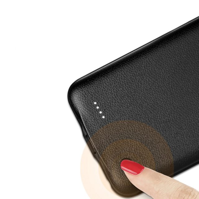 iPhone Charger Case with Built-In Power Bank