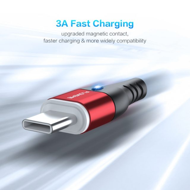 Micro USB Type C Magnetic Cable for iPhone