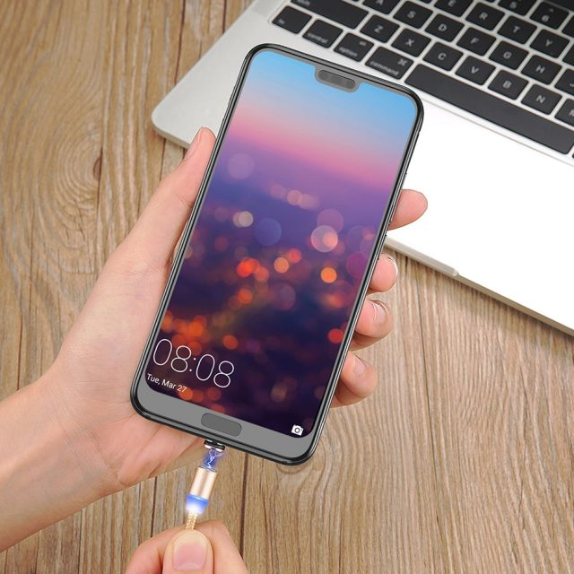 Magnetic Micro USB Fast Charging Cable