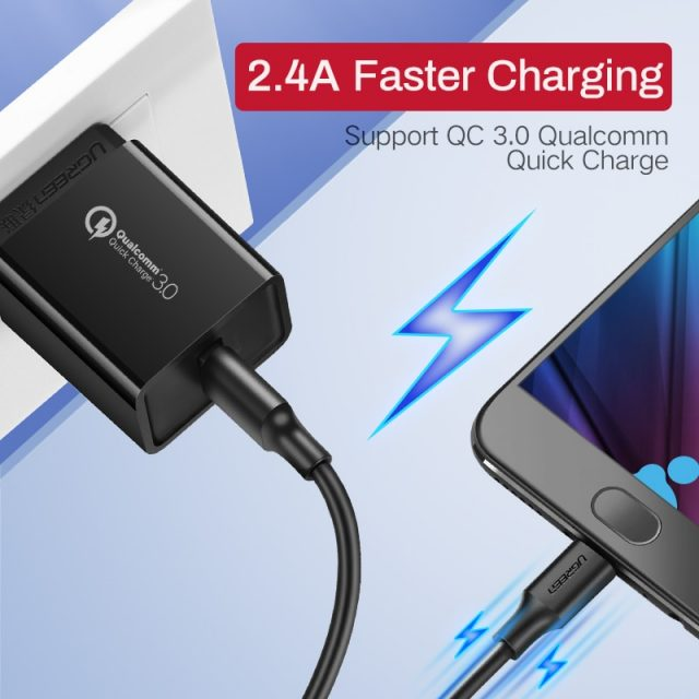 Light Micro USB Cable for Phones and Tablets