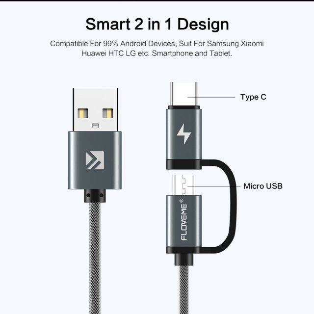 Type C Charging Cable for Samsung
