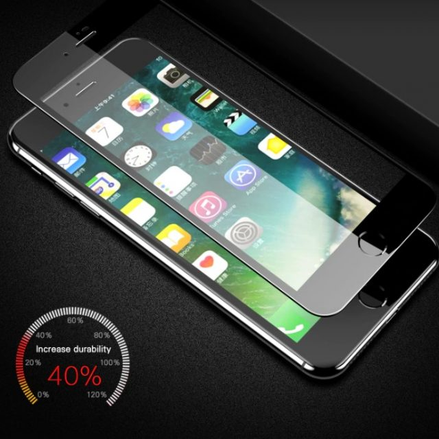 99D Protective Glass for iPhone