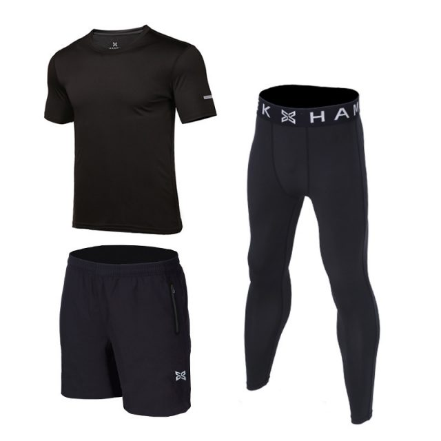 Sports Clothing Set for Kids and Men