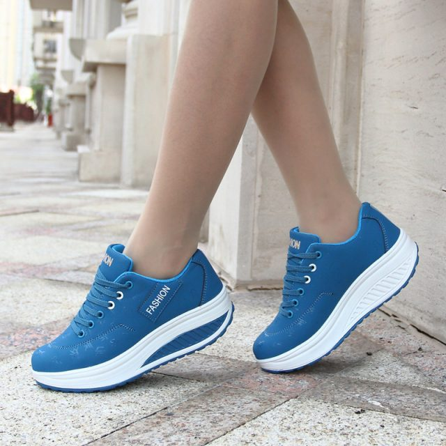 Women's Running Breathable Sneakers