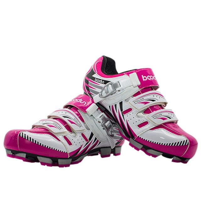 Women's Anti-Slip Road and Mountain Cycling Shoes