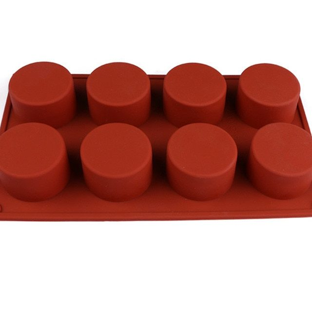 Handmade Silicone Cake Molds Set for Baking