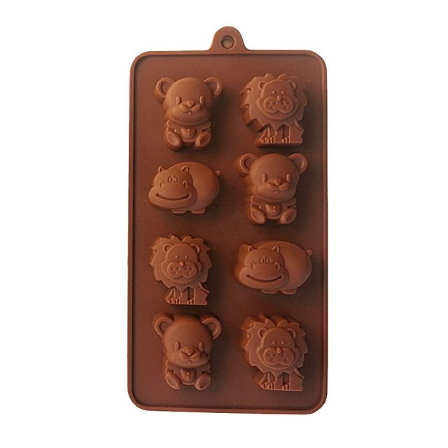 Animal Shaped Cake/Chocolate Mold