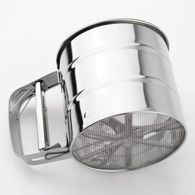 Handheld Stainless Steel Flour Sifter