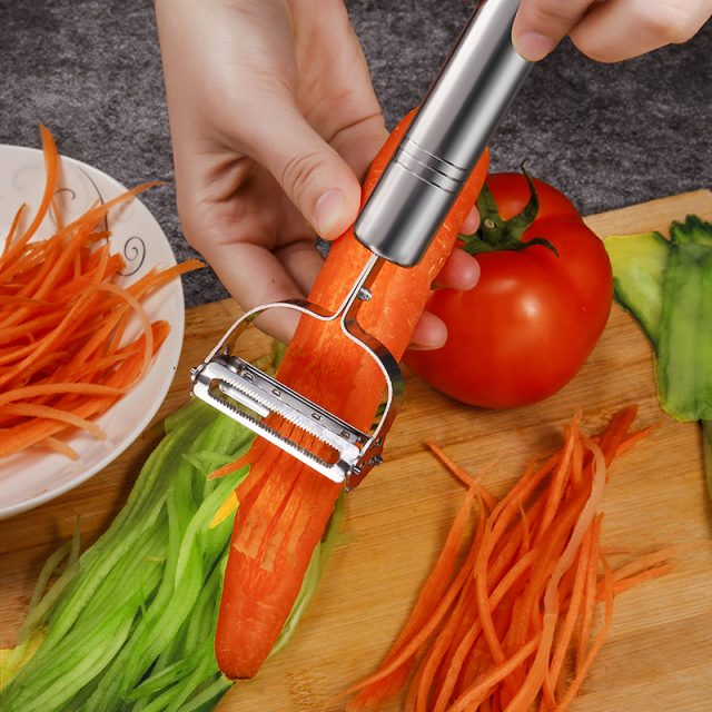 Kitchen Vegetable Multifunction Peeler