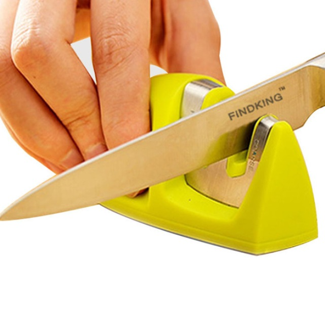 High Quality Universal Eco-Friendly Stainless Steel Knife Sharpener