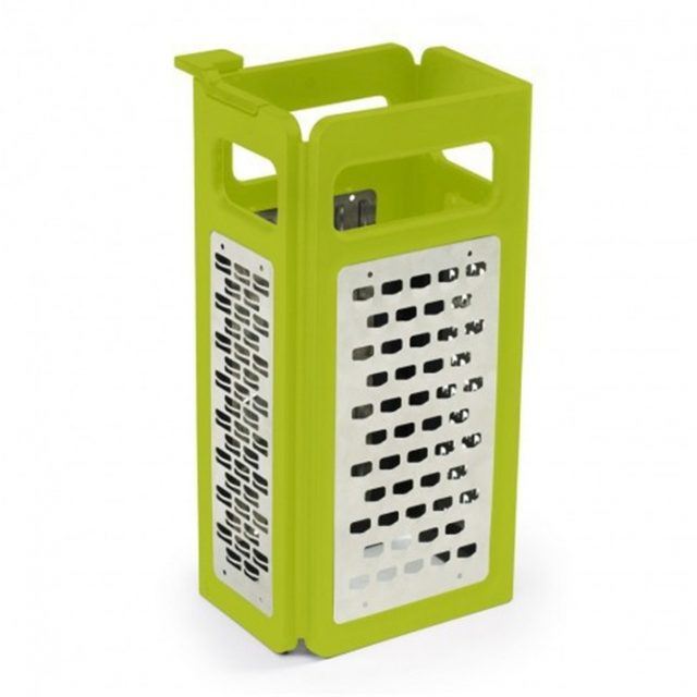 4 in 1 Stainless Steel Kitchen Grater