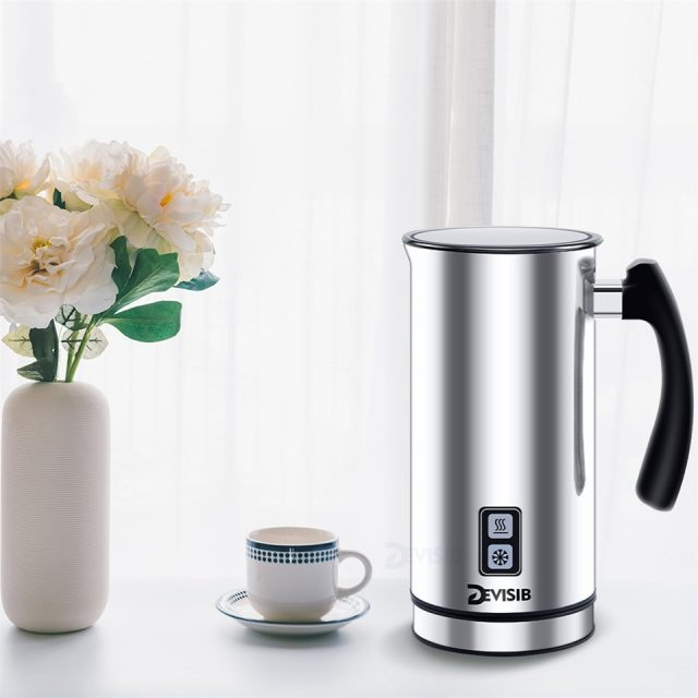 Automatic Electric Milk Frother for Coffee