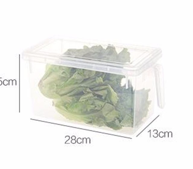 Waterproof Kitchen Eco-Friendly Storage Box