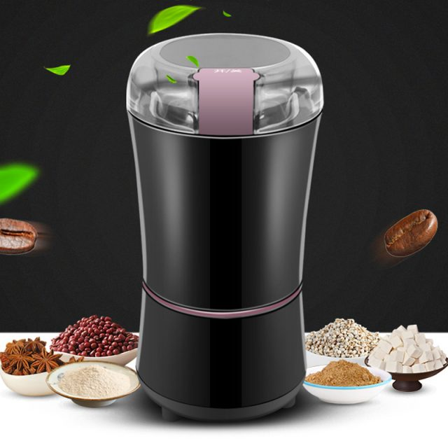 Electric Semi-Automatic Coffee Grinder