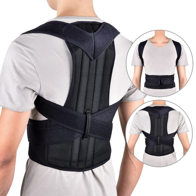 Breathable Adjustable Posture Corrector