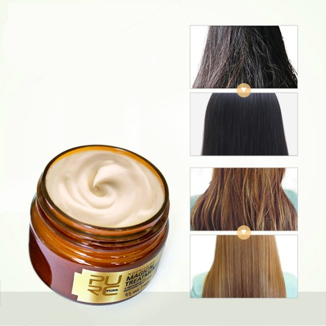 Nourishing Treatment Mask for Damaged Hair