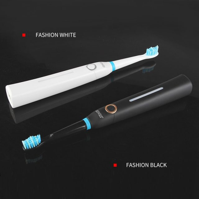 Electric USB Rechargeable Waterproof Toothbrush